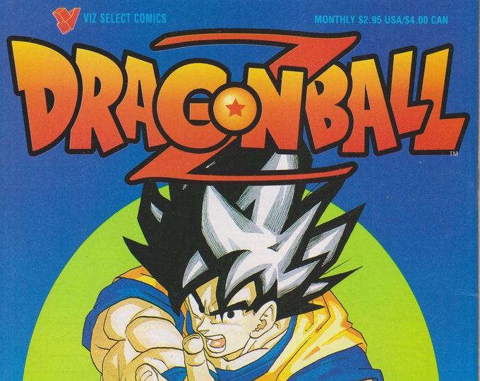 Dragon Ball Z (Comic: Dragon Ball Z) 2000