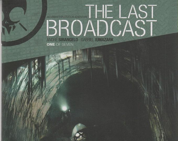 Archaia The Last Broadcast One of Seven  (Comic: Last Broadcast)   2014