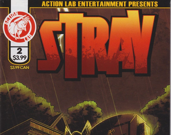 Action Lab #2 Stray February 2015   (Comic: Stray)