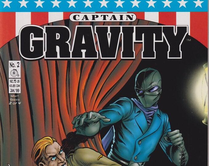 Penny Farthing #2 January 1999  Captain Gravity (Comic: Captain Gravity)