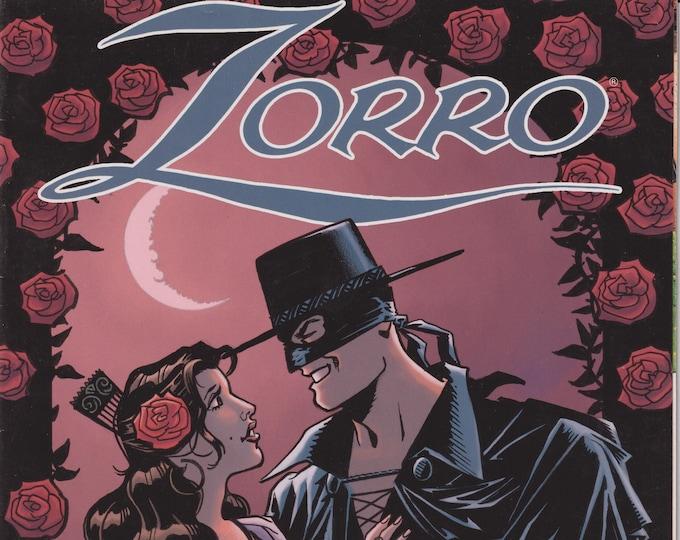 Dynamite #12 Zorro First Printing 2009 (Comic: Zorro )