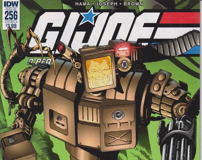 IDW# 256 Cover A September 2018 G.I. Joe A Real American Hero  The Cobra's Venon (Comic: GI Joe)