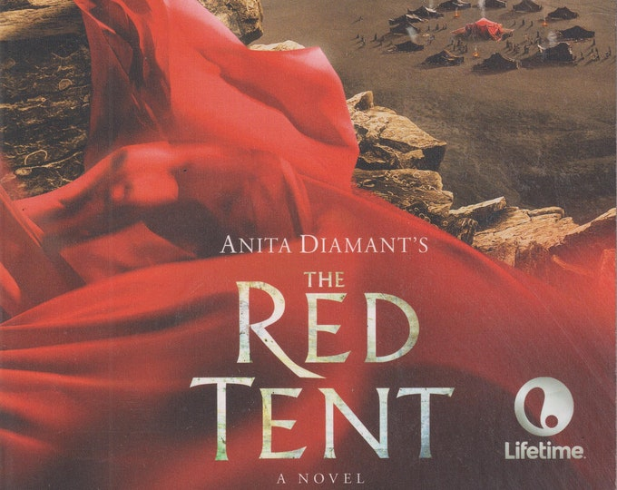 The Red Tent by Anita Diamant  (Softcover: Fiction, TV Tie-In) 2014