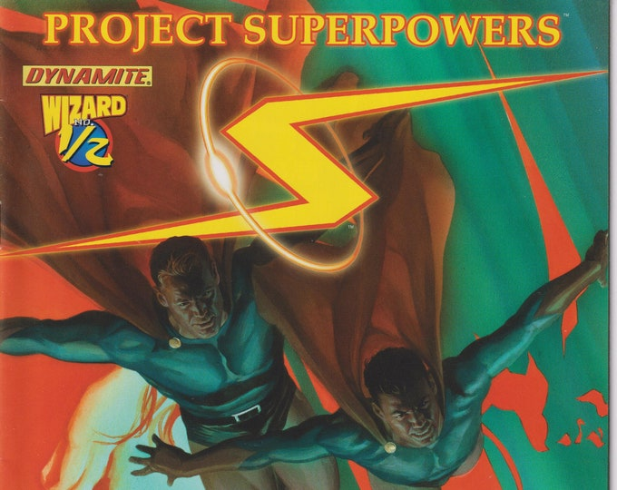 Dynamite Project Superpowers Wizard No. 1/2  (Comic)