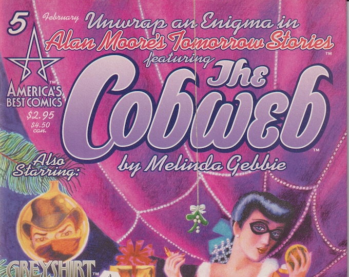 America's Best Comics Tomorrow's Stories #5 The Cobweb February 2000 (Comic)