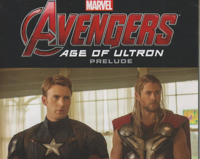 Marvel Avengers Age of Ultron Prelude  (Softcover: Graphic Novel) 2015