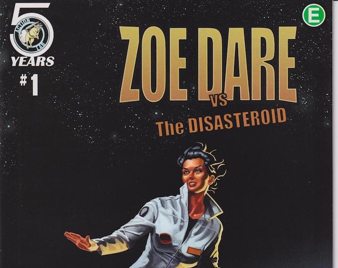 Action Lab #1 Zoe Dare vs. The Disasteroid 2016 (Comic: Zoe Dare)