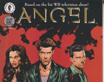 Dark Horse Comics May 2000 Angel #7  (Comic: Angel, TV Series)   2000