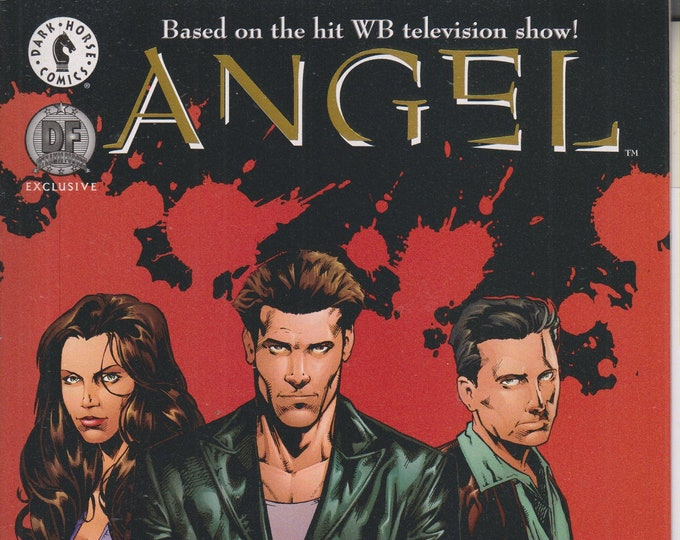 Dark Horse Comics May 2000 Angel #7  (Comic: Angel, TV Series)   2000