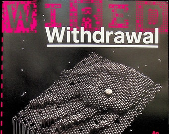 Wired October 2021 Withdrawal Painkillers  (Magazine:  Technology, Business)