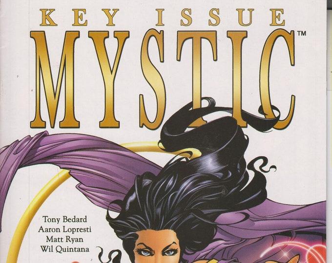 Crossgen Comics January 2003 Key Issue Mystic Vol. 1 Issue 31 First Printing (Comic: Mystic)