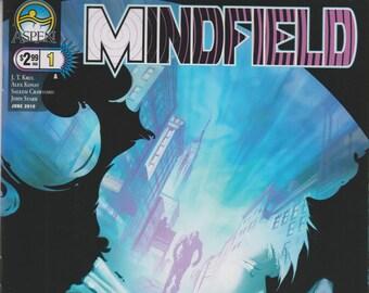 Aspen #1 Mindfield June 2010  (Comic: Mindfield) 2010