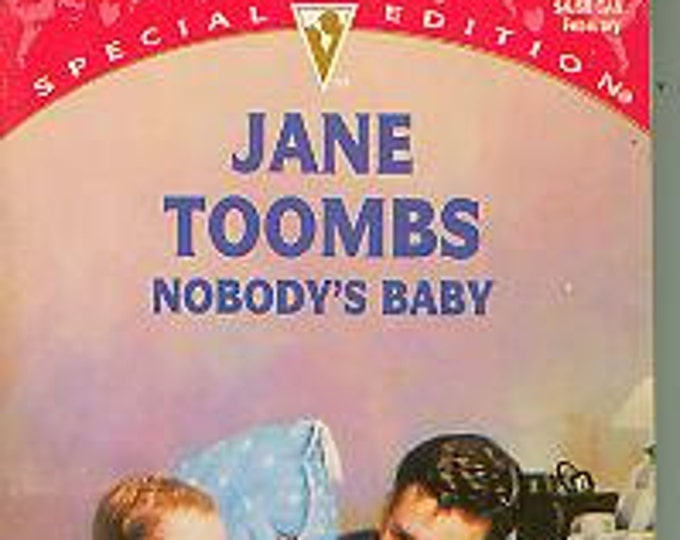 Nobody's Baby by Jane Toombs (Paperback, Romance)