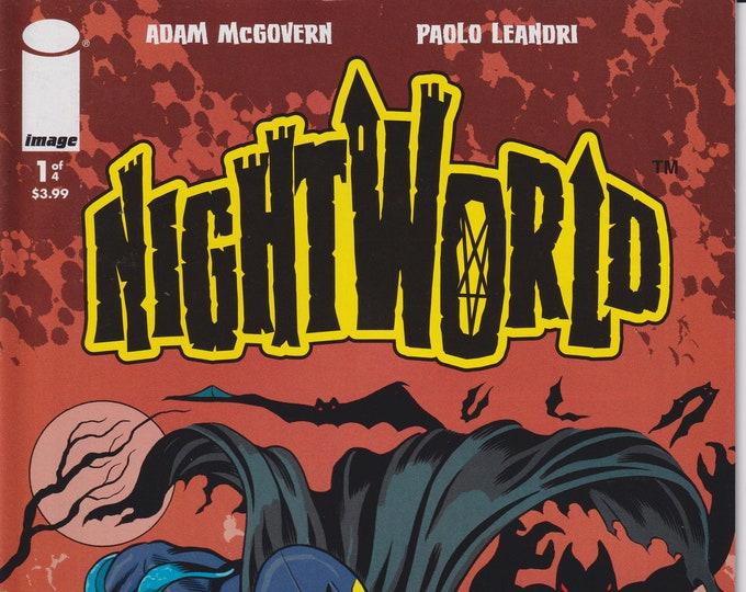Image 1 NightWorld August 2014  (Comic: NightWorld)