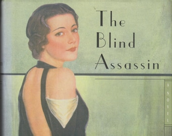 The Blind Assassin by Margaret Atwood (2000, Hardcover, Fiction)