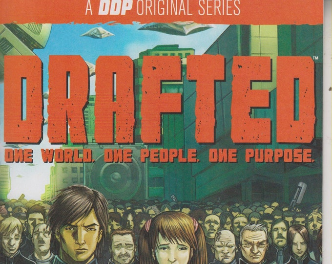 DDP Comics Issue 1 Drafted One World. One People. One Purpose.  (Comic: Drafted)   2007