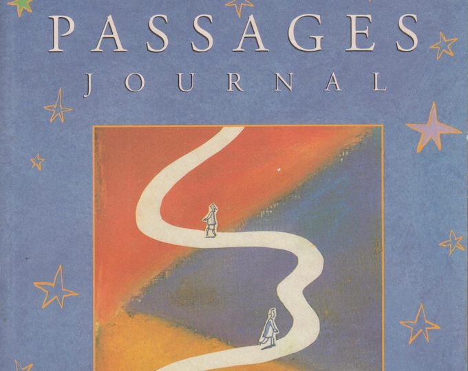 Passages Journal: A Personal Notebook With Quotes On Growth, Change, And Understanding (Softcover, Journal, Self-Help) 1996