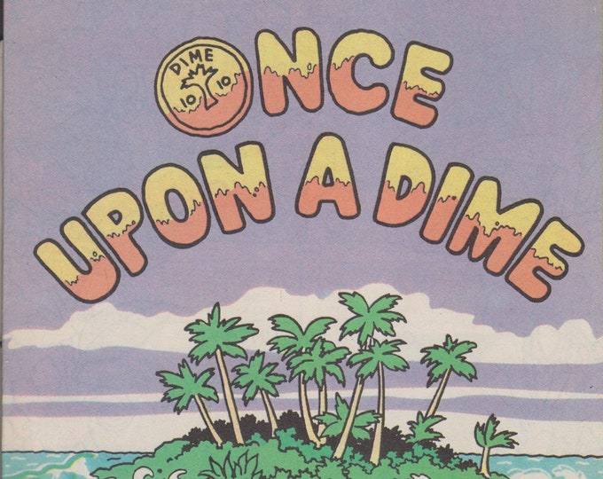 Once Upon A Dime  Federal Reserve Bank of New York (Comic Book 1993)