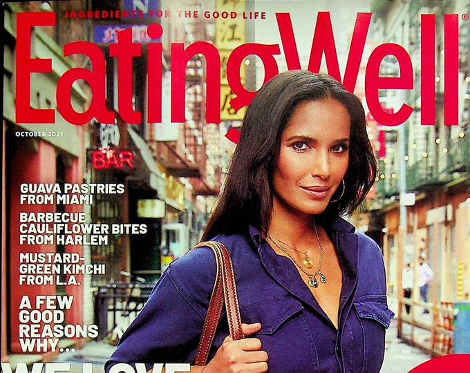 Eating Well October 2021 We Love Eating in America!  (Magazine, Health, Recipes)