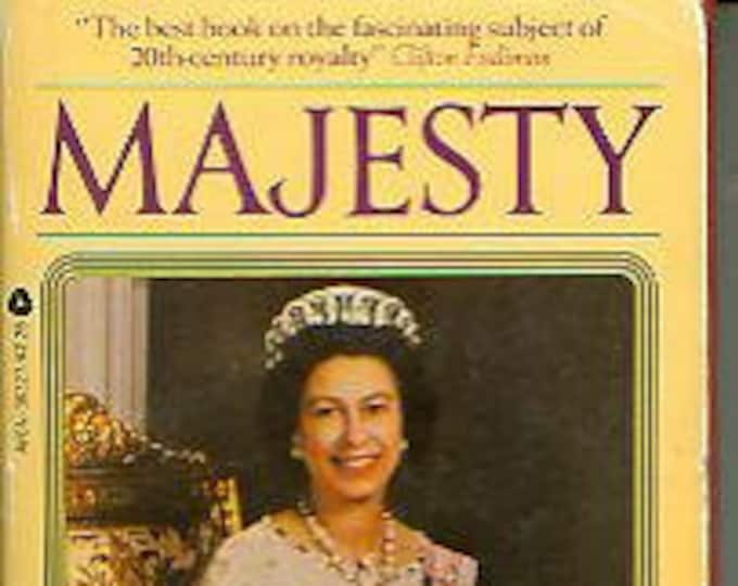 Majesty Elizabeth II and The House of Windsor by Robert Lacey (Paperback: Nonfiction, Biography) 1977
