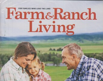 Farm & Ranch Living June July 2020 Our Home Sweet Home  (Magazine:  Home and Garden)