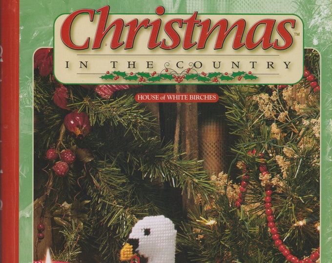 Christmas in the Country (Hardcover: Crafts, Hobby) 1997