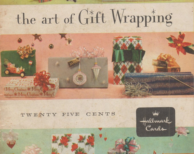 Hallmark Cards The Art of Gift Wrapping (Staplebound: Gift Wrapping)