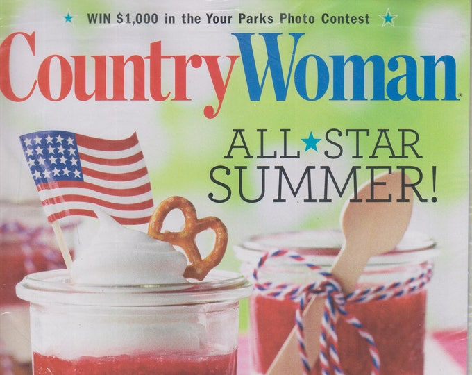 Country Woman June July 2020 All Star Summer  (Magazine: Home & Gardening)