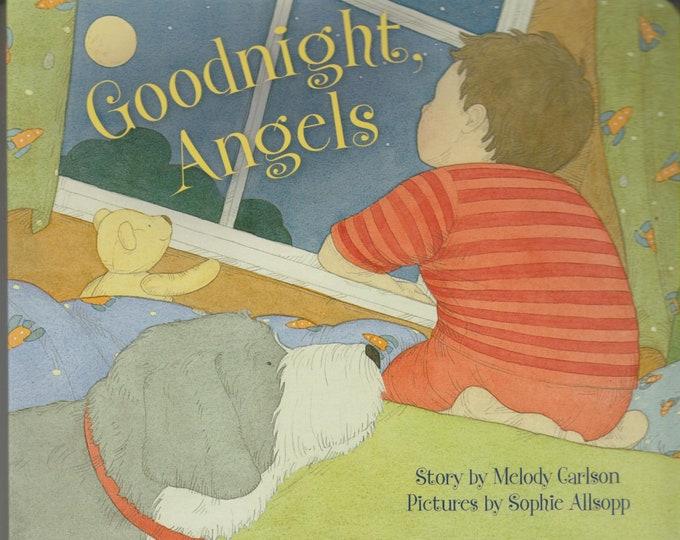 Goodnight, Angels  (Board book: Children's, Religious) 2014