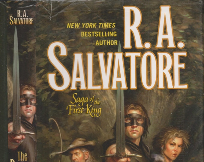 The Dame (Saga of the First King) by R A Salvatore  (Hardcover, Fantasy) 2009