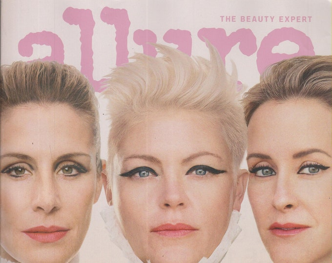 Allure April 2020 The Dixie Chicks Won't Back Down (Magazine: Beauty)