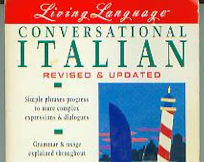 Living Language Conversational Italian Revised & Updated 1993