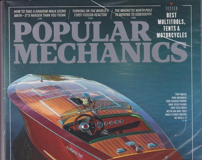 Popular Mechanics September October 2020 Make It! (Magazine: General Interest)