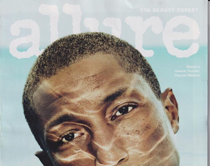 Allure December 2020 January 2021 Pharrell Dives Into Skin Care  (Magazine: Beauty)