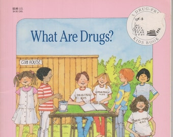 What Are Drugs? (Vintage Troll Associates Book) (Paperback: Children's, Early Readers) 1990