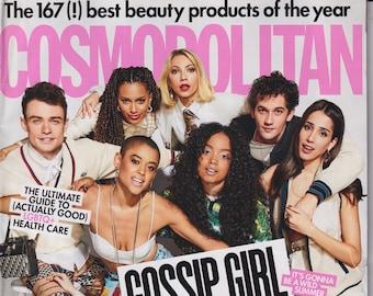 Cosmopolitan May June 2021 Gossip Girl - It's Gonna Be A Wild Summer  (Magazine: Women's)