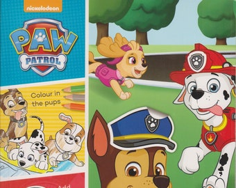 Nickelodeon PAW Patrol Sticker Pup Playtime -  Ready, Set, Rescue! (Softcover: Activities, Children's) 2018