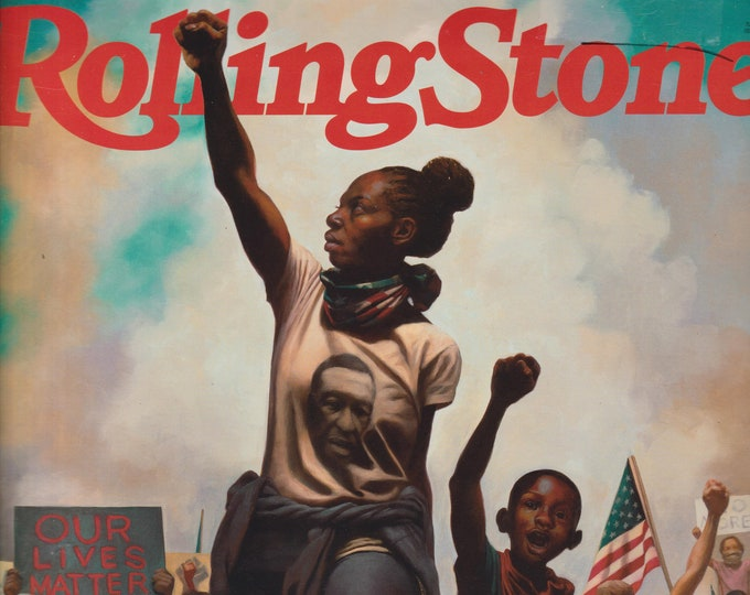 Rolling Stone July 2020 American Uprising  (Magazine: Music, Commentary)