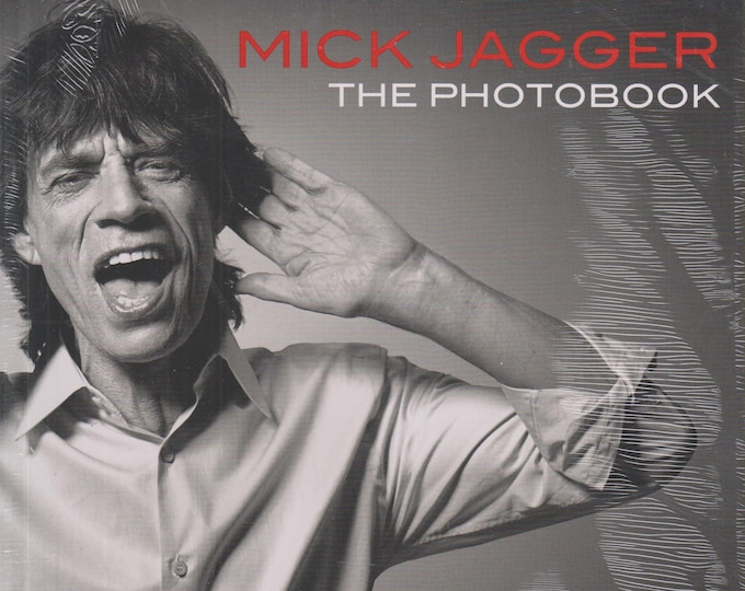 Mick Jagger The Photobook  (Softcover:  Biography, Music ) 2011