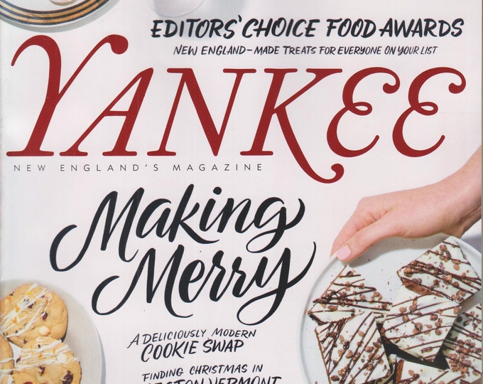 Yankee November/December 2018 Making Merry