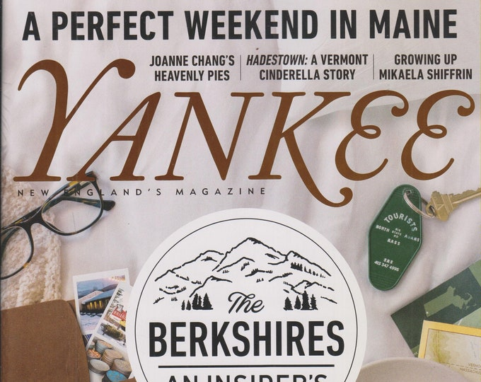 Yankee January/February 2020 The Berkshires An Insider's Guide, A Perfect Weekend in Maine   (Magazine: New England, Travel)
