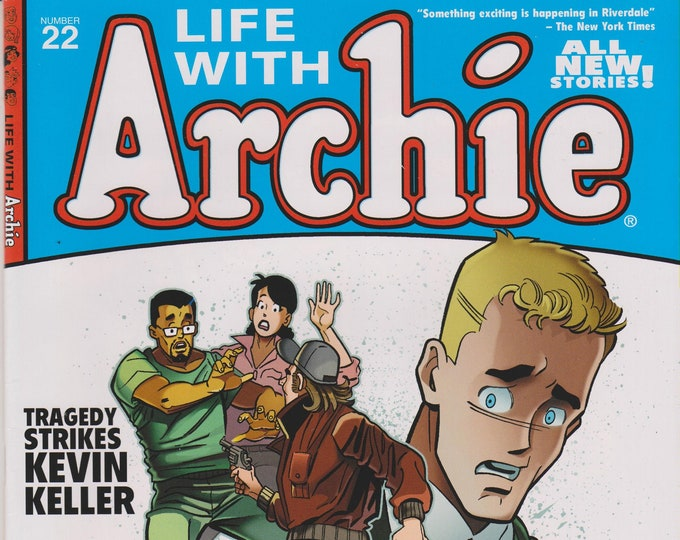 Life With Archie No. 22 Tragedy Strikes Kevin Keller All New Stories   (Comic Book: Archie) 2012