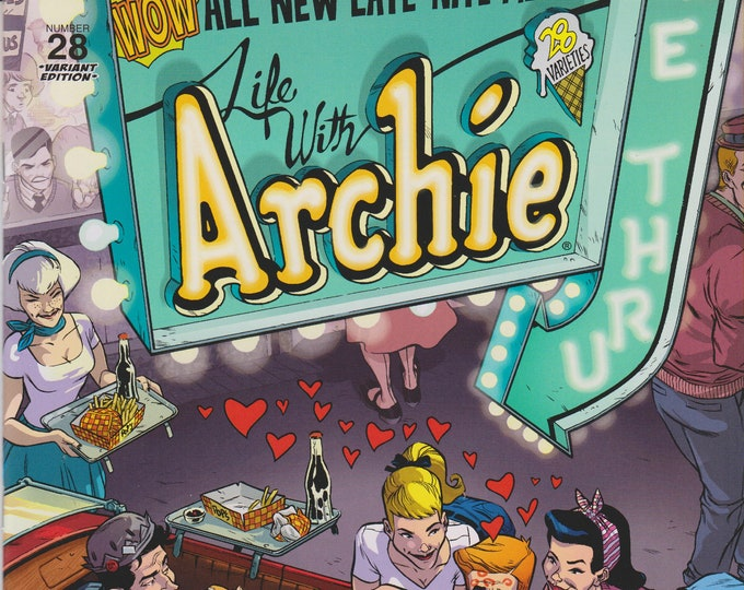 Life With Archie No. 28  (Comic Book: Archie) 2013