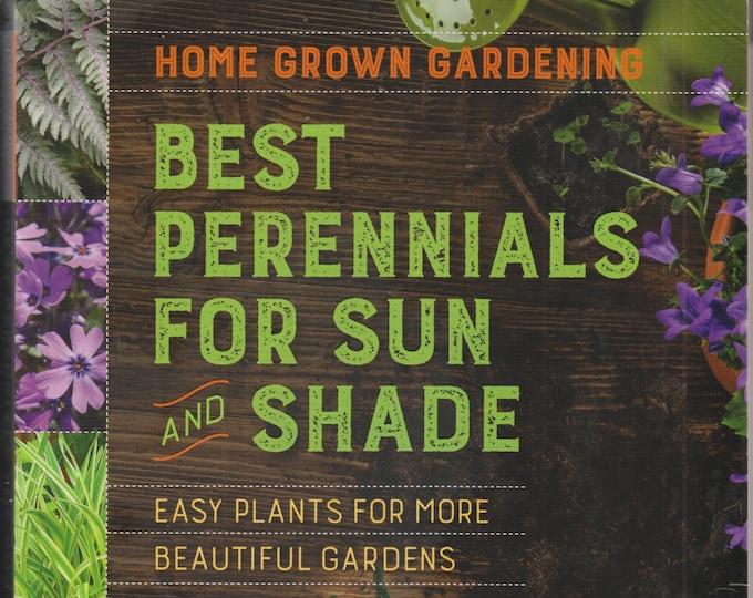 Best Perennials for Sun and Shade   (Softcover, Gardening, Perennials)  2019