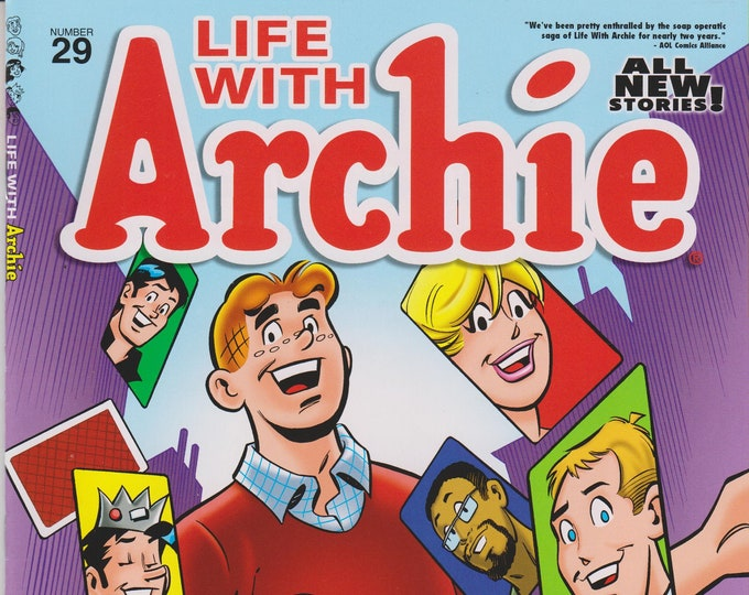 Life With Archie The Married Life No. 29  All New Stories (Comic Book: Archie) 2013