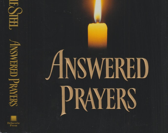 Answered Prayers by Danielle Steel (Hardcover:  Contemporary Fiction) 2002