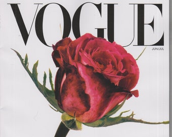Vogue June July 2020 Our Common Thread  (Magazine: Fashion)
