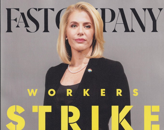 Fast Company Summer 2021 Workers Strike Back  (Magazine, Business)