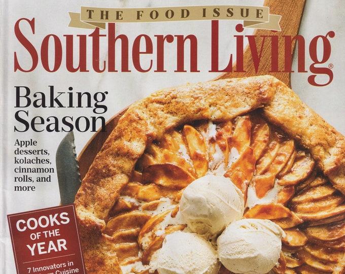 Southern Living September 2020 Baking Season - The Food Issue  (Magazine: Home & Garden)