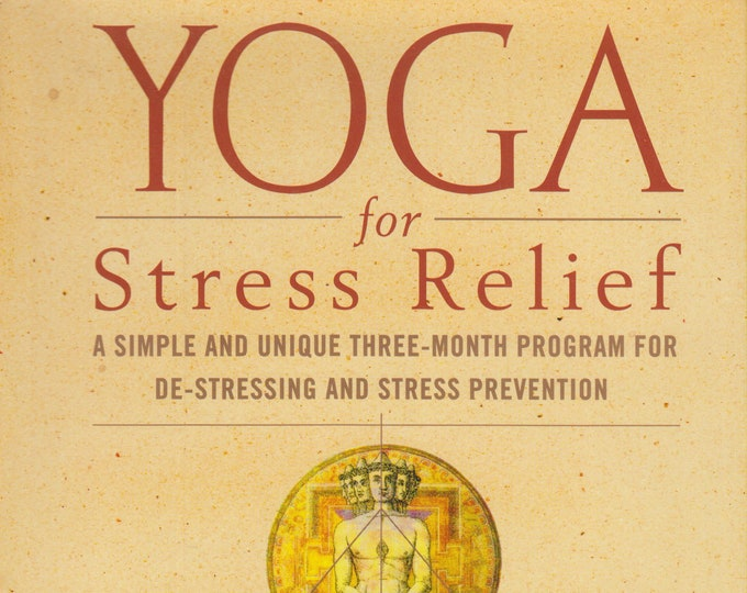 Yoga for Stress Relief by Swami Shivapremananda  (Hardcover, Exercise, Yoga, Stress,  Health)  1998